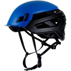 Mammut Wall Rider Helm, blauw/zwart